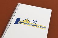 RI Building Corp Logo - Entry #270