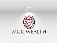 MGK Wealth Logo - Entry #253