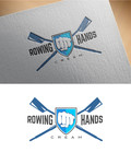 Rowing Hands Logo - Entry #5