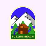 Tuzzins Beach Logo - Entry #129