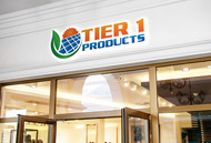 Tier 1 Products Logo - Entry #259