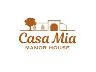 Casa Mia Manor House Logo - Entry #32