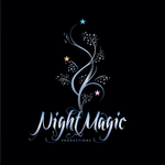Night Magic Productions Logo - Entry #16