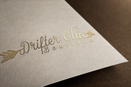 Drifter Chic Boutique Logo - Entry #109