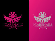 icarenails Logo - Entry #45