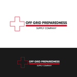 Off Grid Preparedness Supply Company Logo - Entry #52