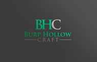 Burp Hollow Craft  Logo - Entry #27