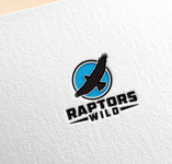 Raptors Wild Logo - Entry #168