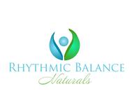 Rhythmic Balance Naturals Logo - Entry #107