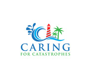 CARING FOR CATASTROPHES Logo - Entry #40