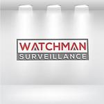 Watchman Surveillance Logo - Entry #324