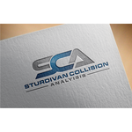 Sturdivan Collision Analyisis.  SCA Logo - Entry #70