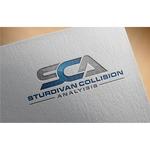 Sturdivan Collision Analyisis.  SCA Logo - Entry #70