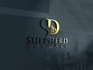 Shepherd Drywall Logo - Entry #19