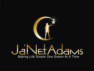 Ja'Net Adams  Logo - Entry #82