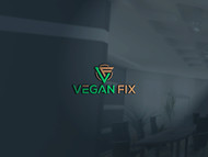 Vegan Fix Logo - Entry #274