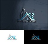 TRILOGY HOMES Logo - Entry #207