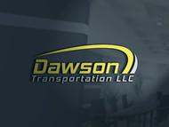 Dawson Transportation LLC. Logo - Entry #121