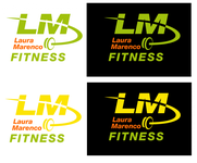 Laura Marenco Fitness Logo - Entry #70