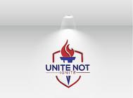 Unite not Ignite Logo - Entry #89