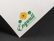 Engwall Florist & Gifts Logo - Entry #32