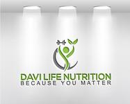 Davi Life Nutrition Logo - Entry #484