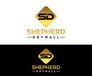 Shepherd Drywall Logo - Entry #324