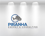 Piranha Energy & Consulting Logo - Entry #60
