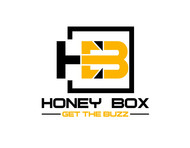 Honey Box Logo - Entry #114