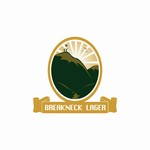 Breakneck Lager Logo - Entry #72
