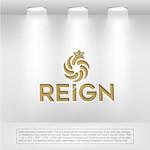 REIGN Logo - Entry #132