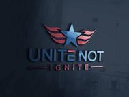 Unite not Ignite Logo - Entry #27
