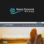 Spann Financial Group Logo - Entry #138