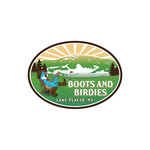 Boots and Birdies Logo - Entry #42