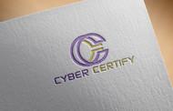 Cyber Certify Logo - Entry #24