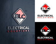 BLC Electrical Solutions Logo - Entry #232
