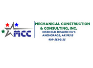 Mechanical Construction & Consulting, Inc. Logo - Entry #234