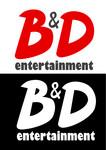 B&D Entertainment Logo - Entry #124
