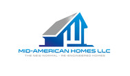 Mid-American Homes LLC Logo - Entry #12