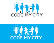 Code My City Logo - Entry #39
