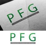 Pension Financial Group Logo - Entry #98