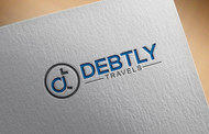 Debtly Travels  Logo - Entry #172