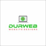 Durweb Website Designs Logo - Entry #154