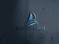 Masters Marine Logo - Entry #279