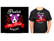 Prairie Pit Bull Rescue Logo - Entry #10
