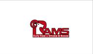 Rams Duty Free + Smoke & Booze Logo - Entry #288