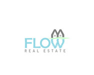 Flow Real Estate Logo - Entry #80