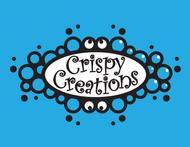 Crispy Creations logo - Entry #87