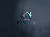 Marina lifestyle living Logo - Entry #15