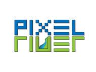 Pixel River Logo - Online Marketing Agency - Entry #50
